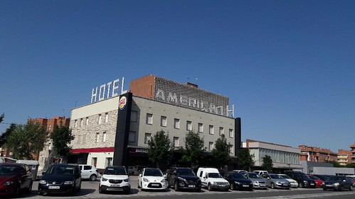 Igualada 4 Hotel Amèrica