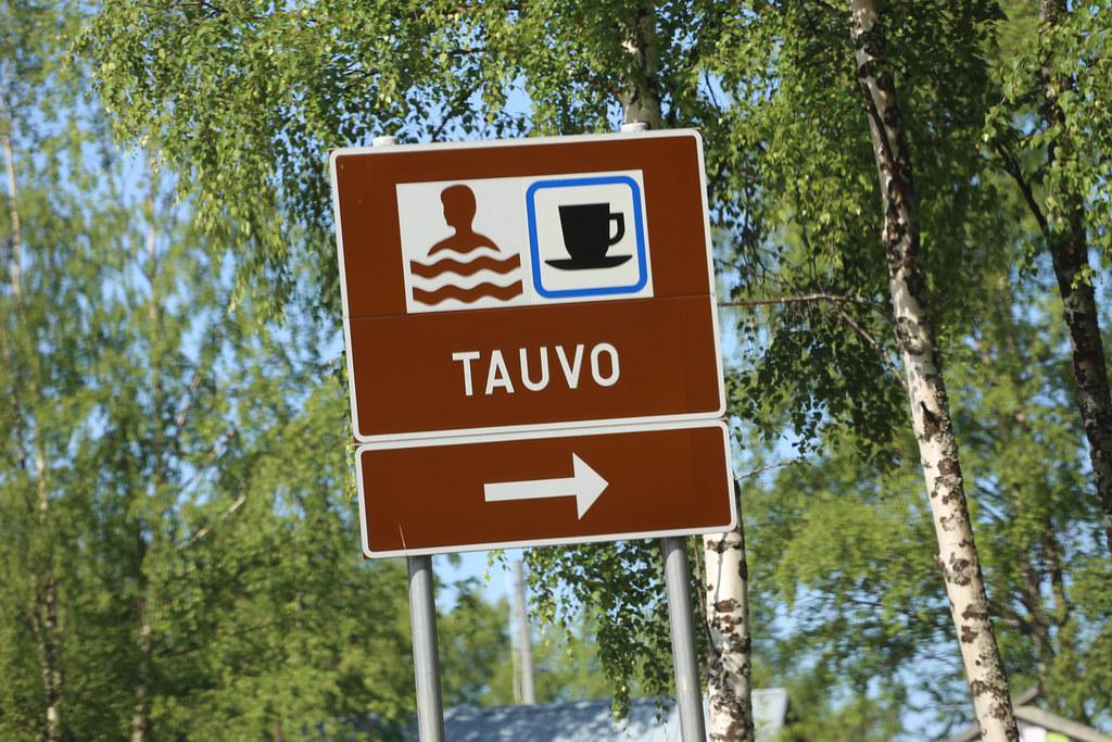Siikajoki, Tauvo