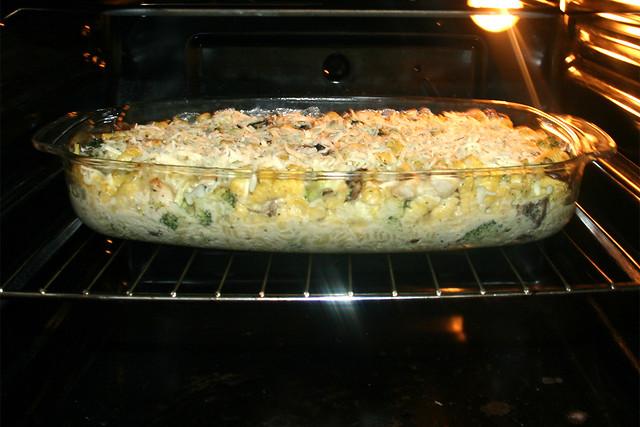 44 - Weiter im Ofen backen / Continue bake in oven
