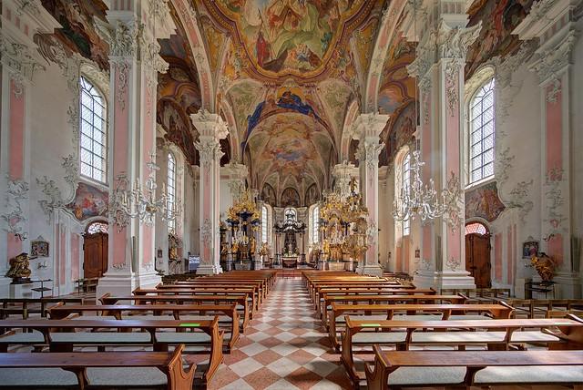 Mainz, St. Peter