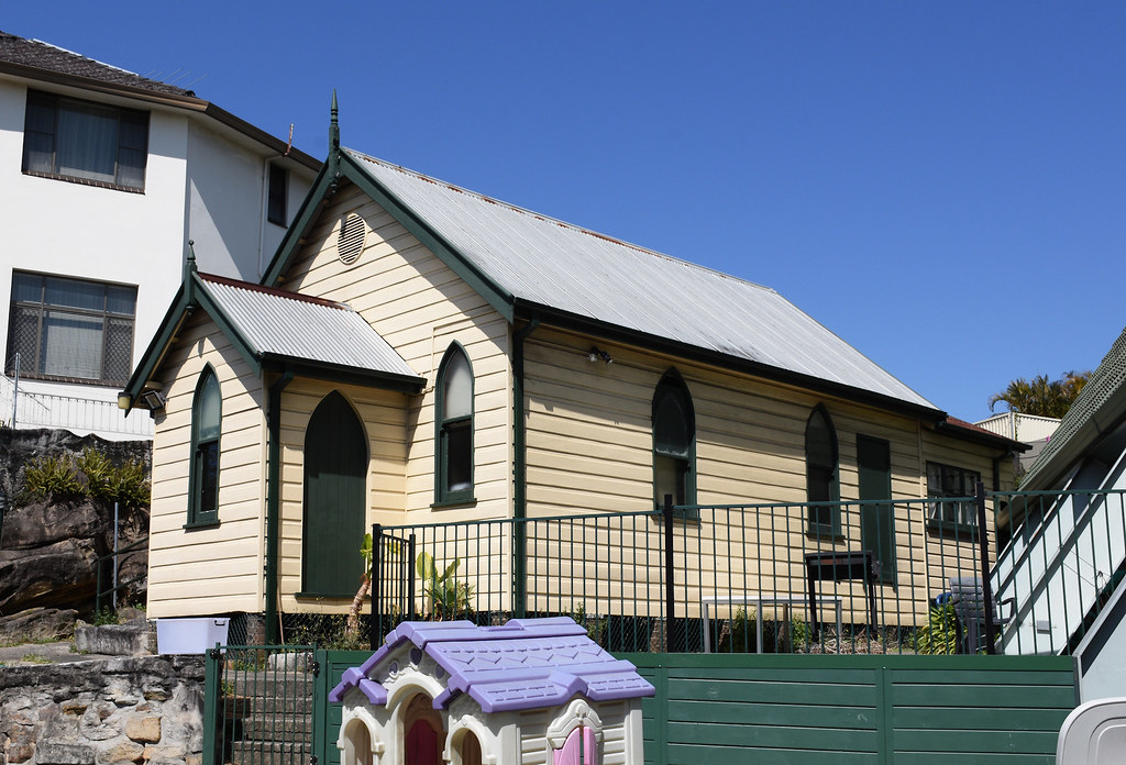 Uniting Church, Sylvania, Sydney, NSW.