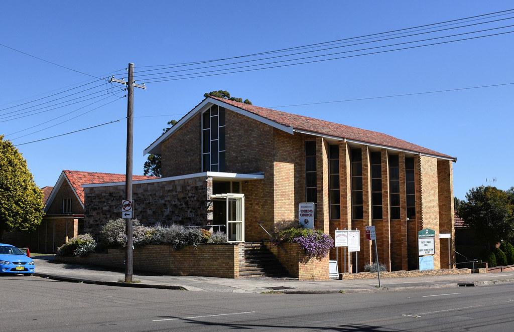Uniting Church, Kingsgrove, Sydney, NSW.