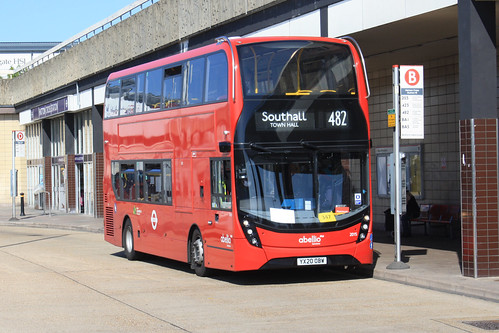 Abellio London 2015 YX20OBW
