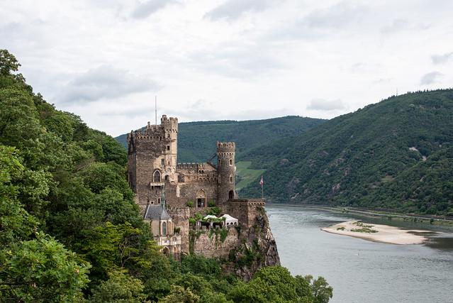 Burgen Rheinstein