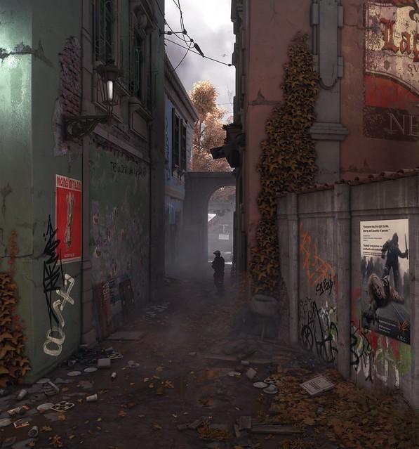 Streets of Prague # 1