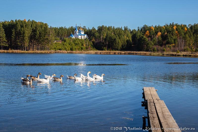 Мурашовское озеро *5613
