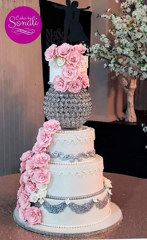 Cake from Sunita Gopaulchan Beharry of Cakes by Sonali