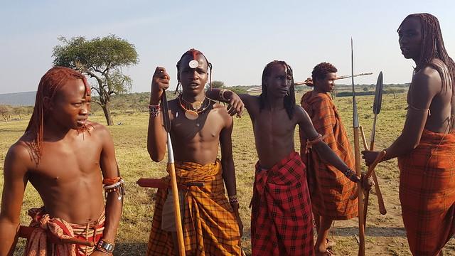Loita Hills Maasai Village, Kenya