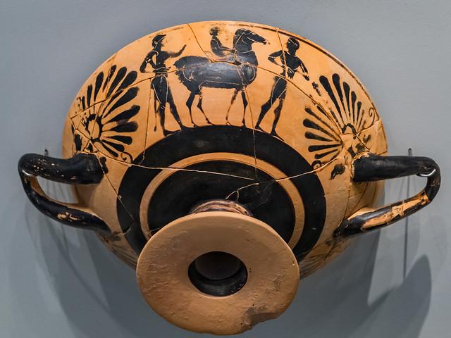 Archontiko Necropolis – Kylix - IX.