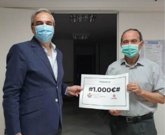UN CHEQUE SOLIDARIO