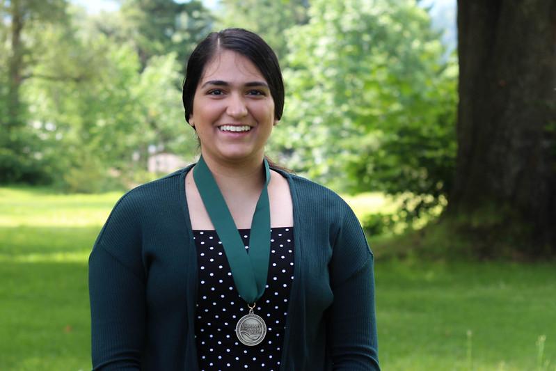 Navdeep Rai -- Dean's Medalist, Health Sciences