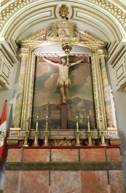 Capilla de las Ánimas del Purgatorio Catedral Mezquita de Cordoba 01