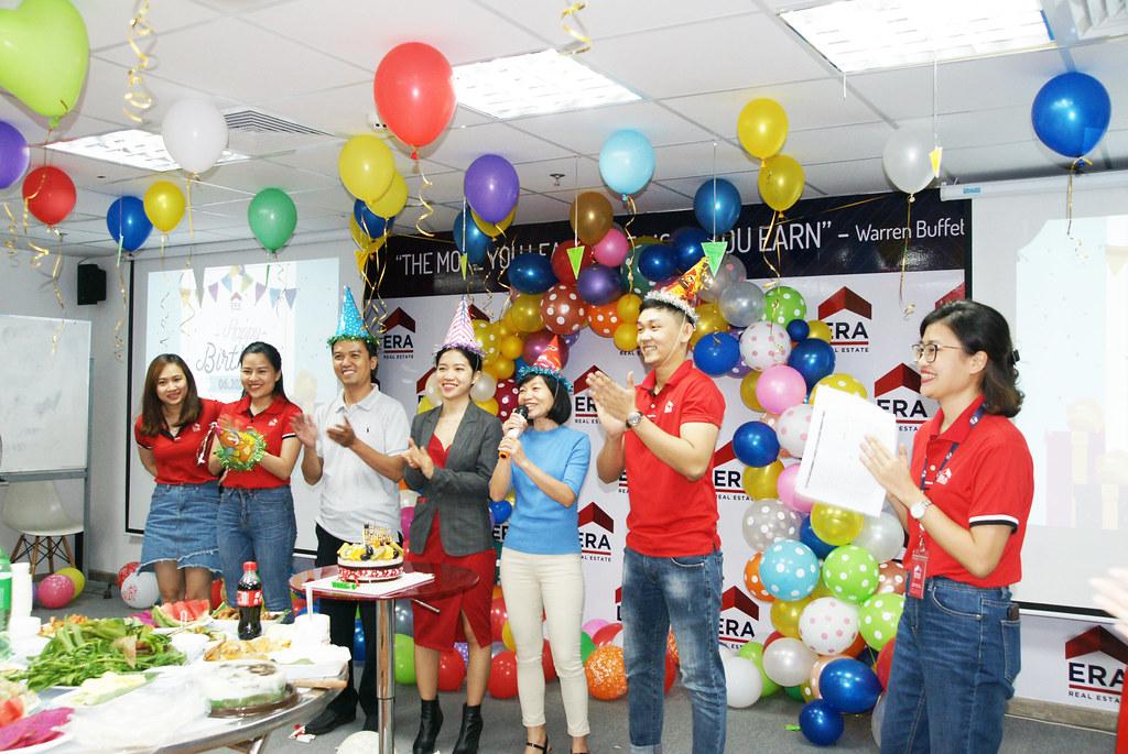 Mừng Sinh nhật thành viên ERA Vietnam 06-2020 9