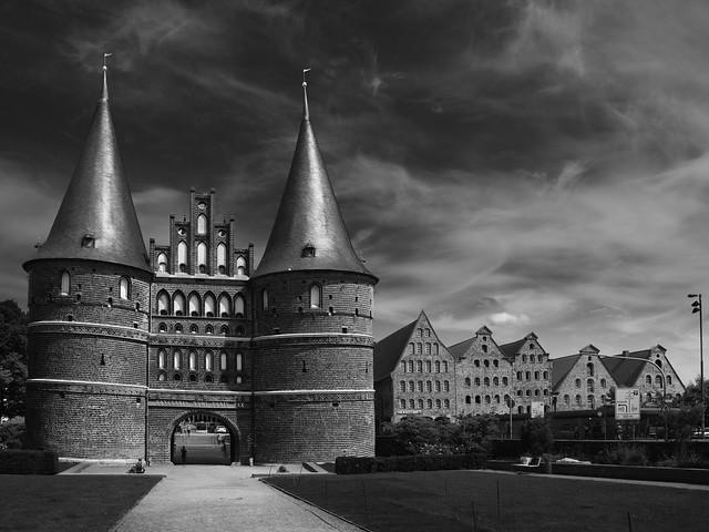 Holsten Tor, Hansestadt Lübeck