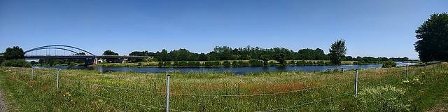 Ems River near Haren - Germany (143349121)
