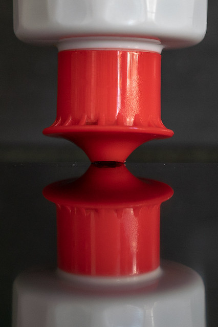 Red bottle cap for macroMondays Pick Two