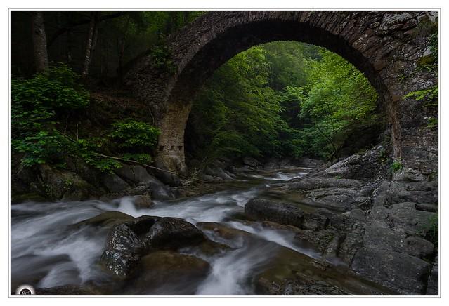 Un puente encantador