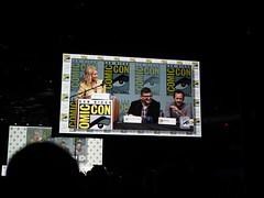 Luke Perry, Kelly Ripa & Roberto Aguirre-Sacasa Comic Con 18