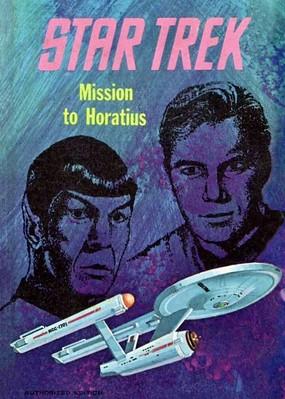 Star Trek novel Mission to Horatius