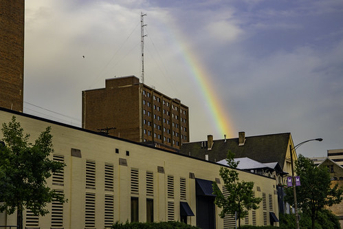 Downtown Rainbow 2