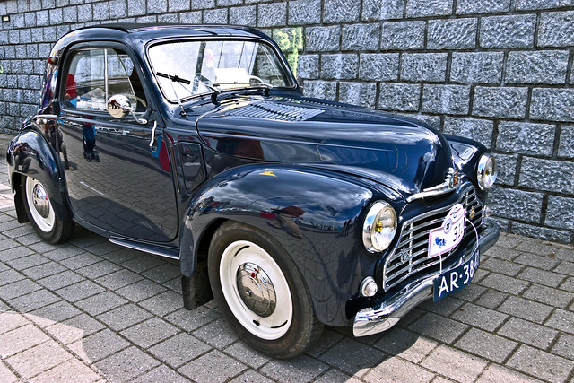SIMCA 6 Coupé Biplace 1950 (6448)