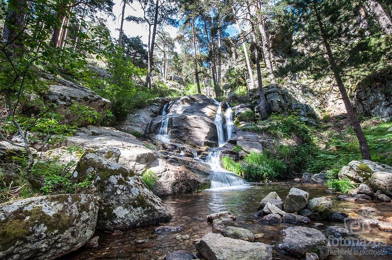 Ruta a la Chorranca de Valsaín