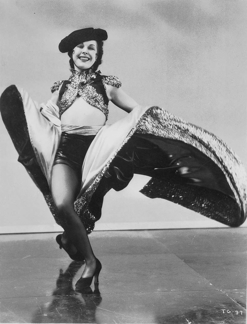 Joan Woodbury in 'There goes my girl,' ca. 1930, Sam Hood