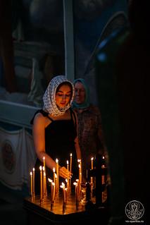 28.06.2020   Литургия в Иверском монастыре