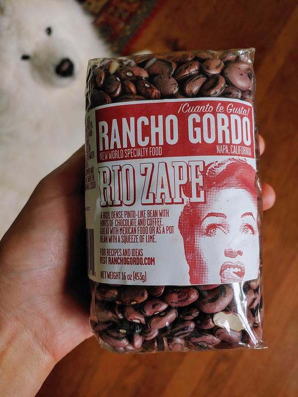 Rancho Gordo: Rio Zape Beans