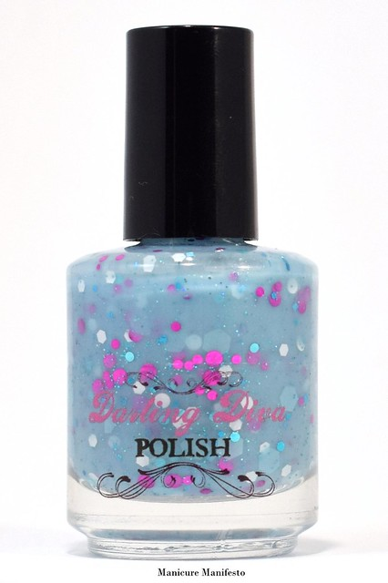 Darling Diva Polish Zen Pool Review