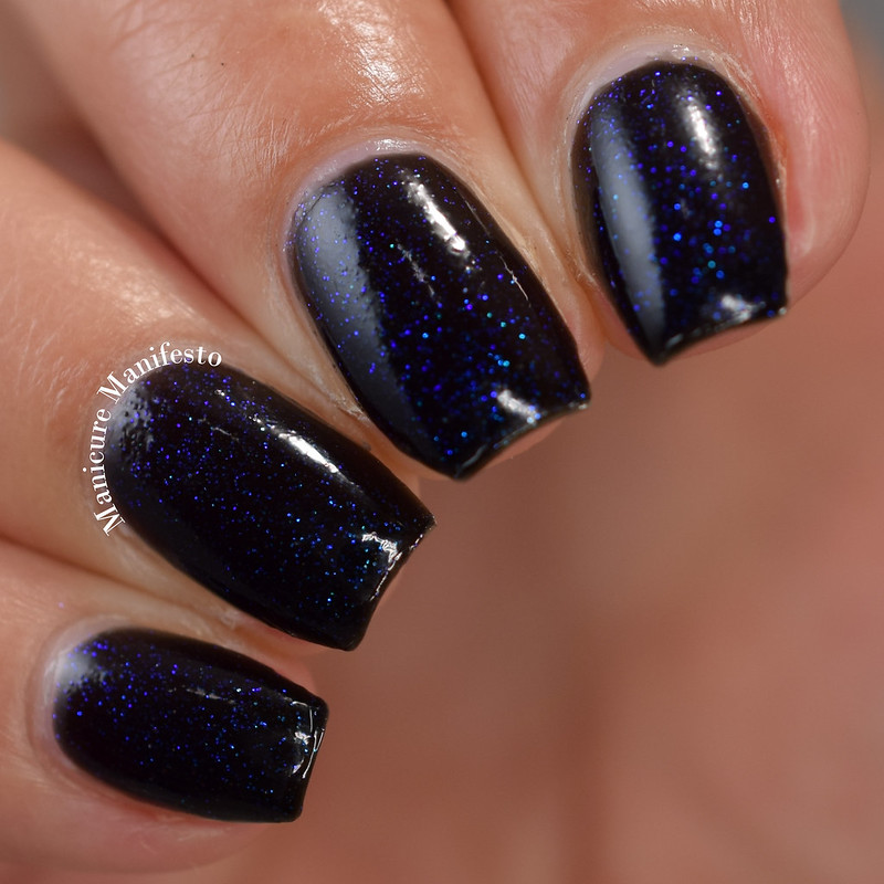 Darling Diva Polish Crabsody In Blue Review