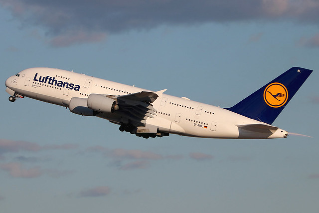 D-AIML | Airbus A380-841 | Lufthansa