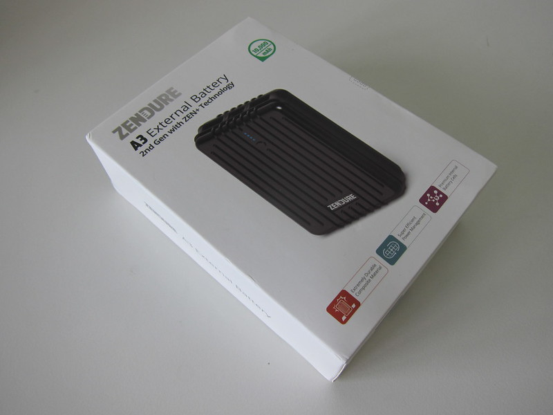 Zendure A3 Power Bank - Box