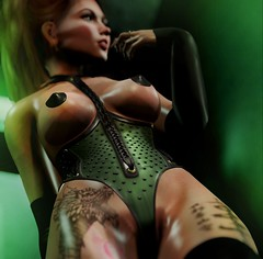 This AMAZING Sexiness Can Now Be Yours at Kinky from [ Aleutia ]