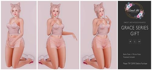 - Sweet Art - Grace Bento Series GIFT