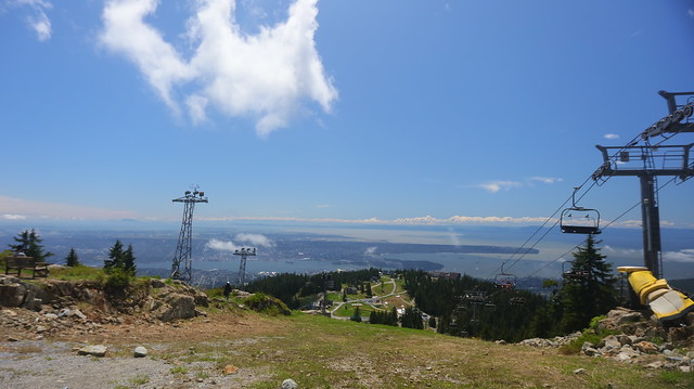 Grouse Mountain, North Vancouver, BC. Canada