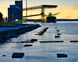 Thea Foss Waterway Park View, Tacoma, WA