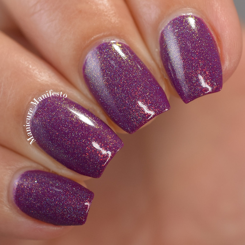Darling Diva Polish Dangerous Driver Review
