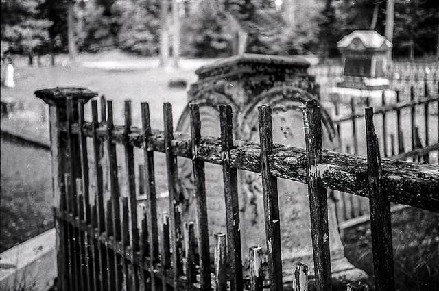 Evergreen Cemetery, Eagle River, MI