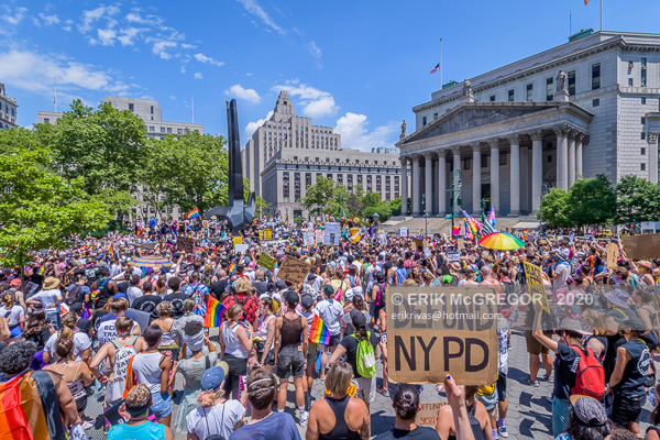 Second annual Queer Liberation March