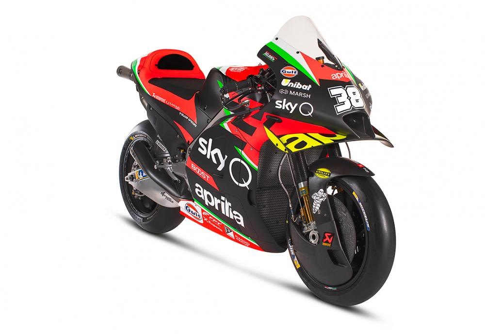 Aprilia RS-GP Bradley Smith