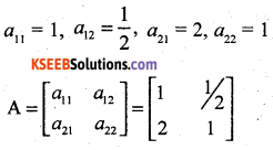 2nd PUC Maths Previous Year Question Paper March 2018 Q3