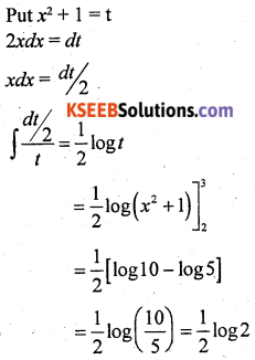 2nd PUC Maths Previous Year Question Paper March 2018 Q19