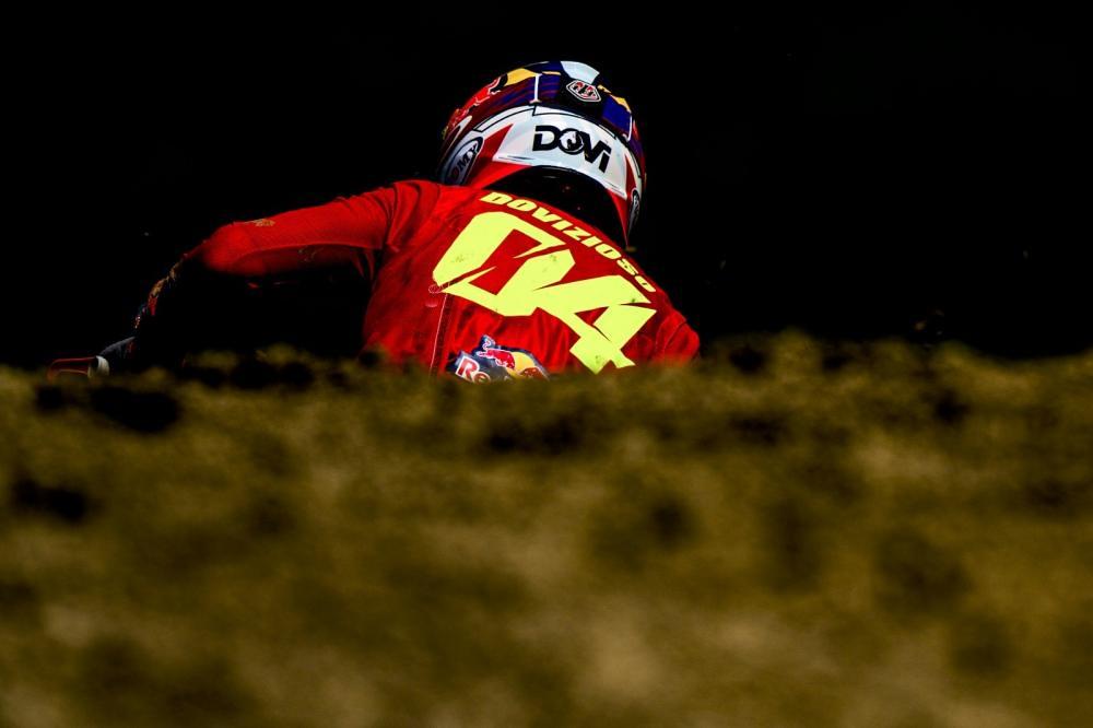 Andrea Dovizioso Motocross