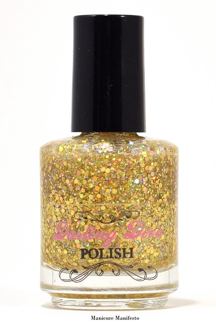 Darling Diva Polish For The Honor Of Grayskull Review