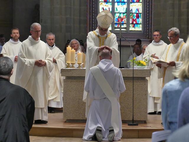 Ordination presbytérale de David Plantet - 28 juin 2020