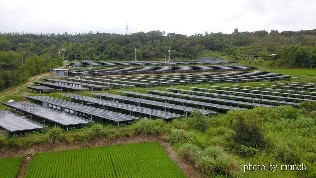 苗栗淺山地形的農地光電應如何審查,引發關注。圖片提供:漂浪島嶼