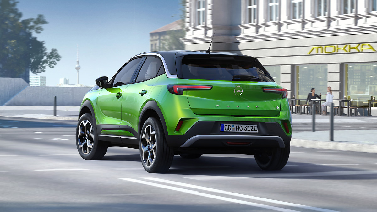 Новый Opel Mokka дебютировал в виде электромобиля. Бензин и дизель тоже будут