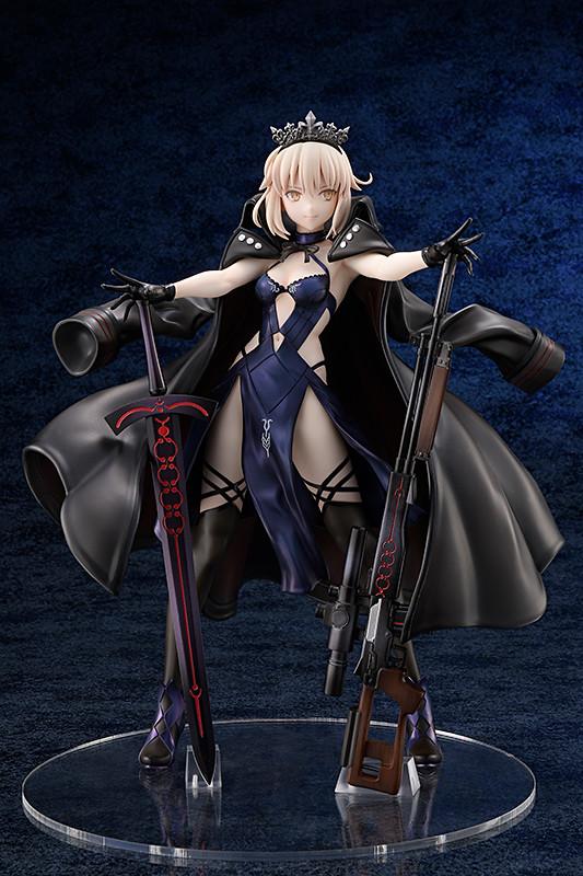 AMAKUNI《Fate/Grand Order》Rider/阿爾托莉亞·潘德拉剛[Alter]|ライダー/アルトリア・ペンドラゴン[オルタ] 1/7比例模型【HOBBY JAPAN限定】