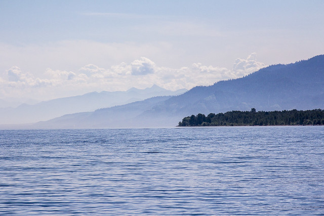 Baikal is the deepest lake in the world